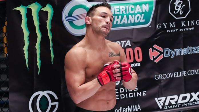 Michael Chandler UFC