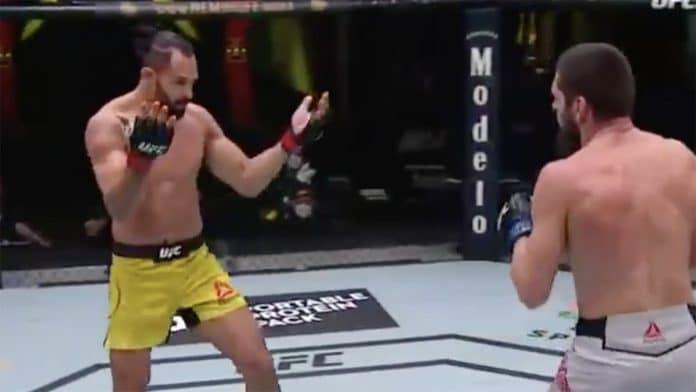 Michel Pereira UFC
