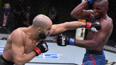 UFC Fight Night: Azaitar v Worthy