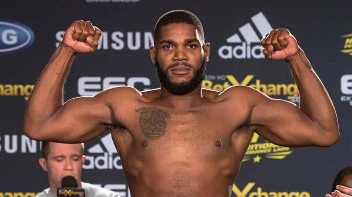 Alan Baudot UFC