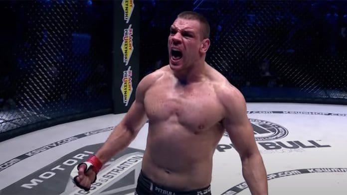 Ante Delija UFC