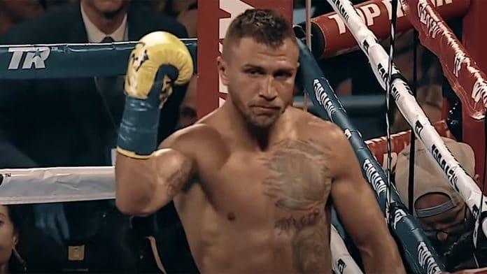 Lomachenko Lopez Boxe