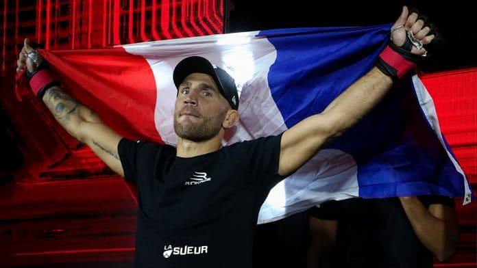 Mickael Lebout MMA GP