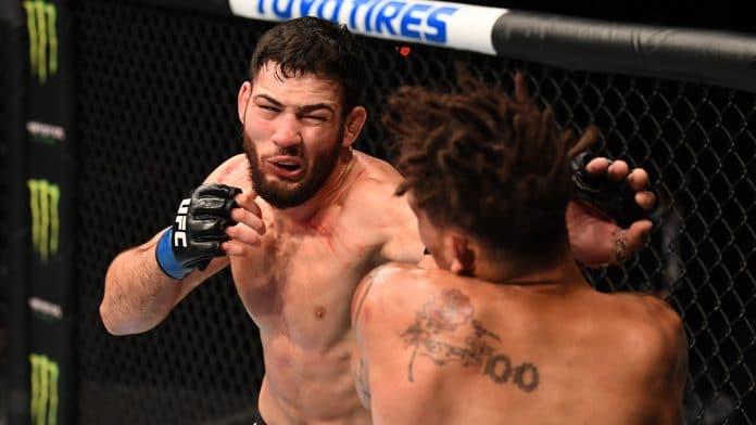 UFC Fight Night Williams v Imavov