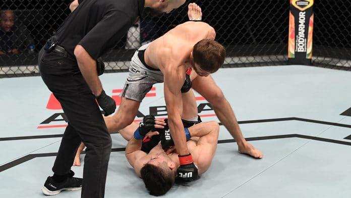 UFC Fight Night: Nurmagomedov v Striegl