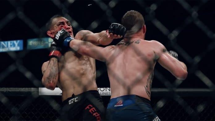 Tony Ferguson Justin Gaethje UFC