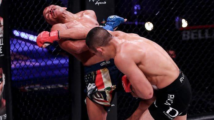 Aaron Pico Bellator TKO