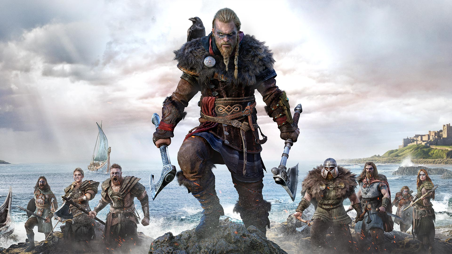 Assassin's Creed Valhalla : toutes les infos sur mise à jour 1.0.4