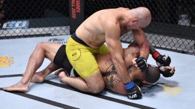 UFC Fight Night: Santos v Teixeira