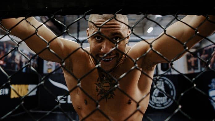Ciryl Gane MMA Factory