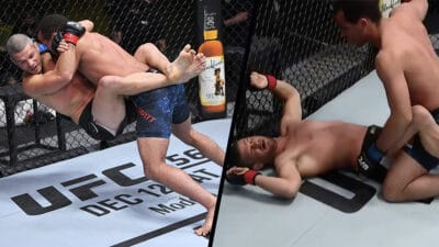 UFC Fight Night: Wiman v Leavitt