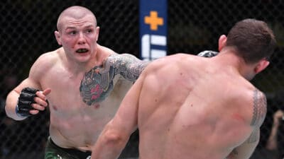 UFC Fight Night: Hermansson v Vettori