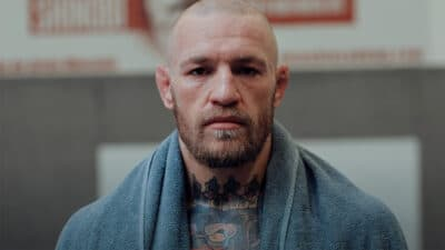 Conor McGregor UFC 257 preparation