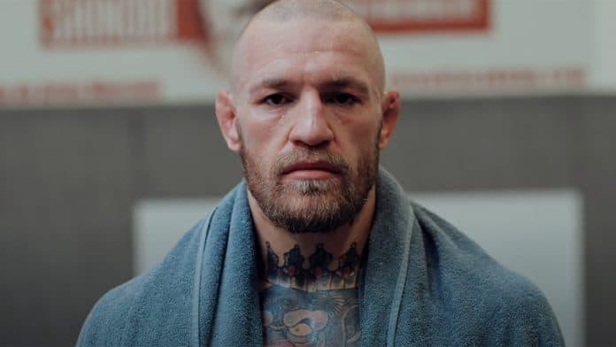 Conor McGregor UFC 257 preparation