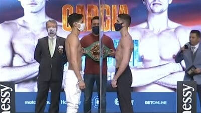 Ryan Garcia Luke Campbell