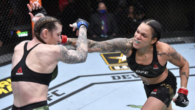 UFC 259: Nunes v Anderson