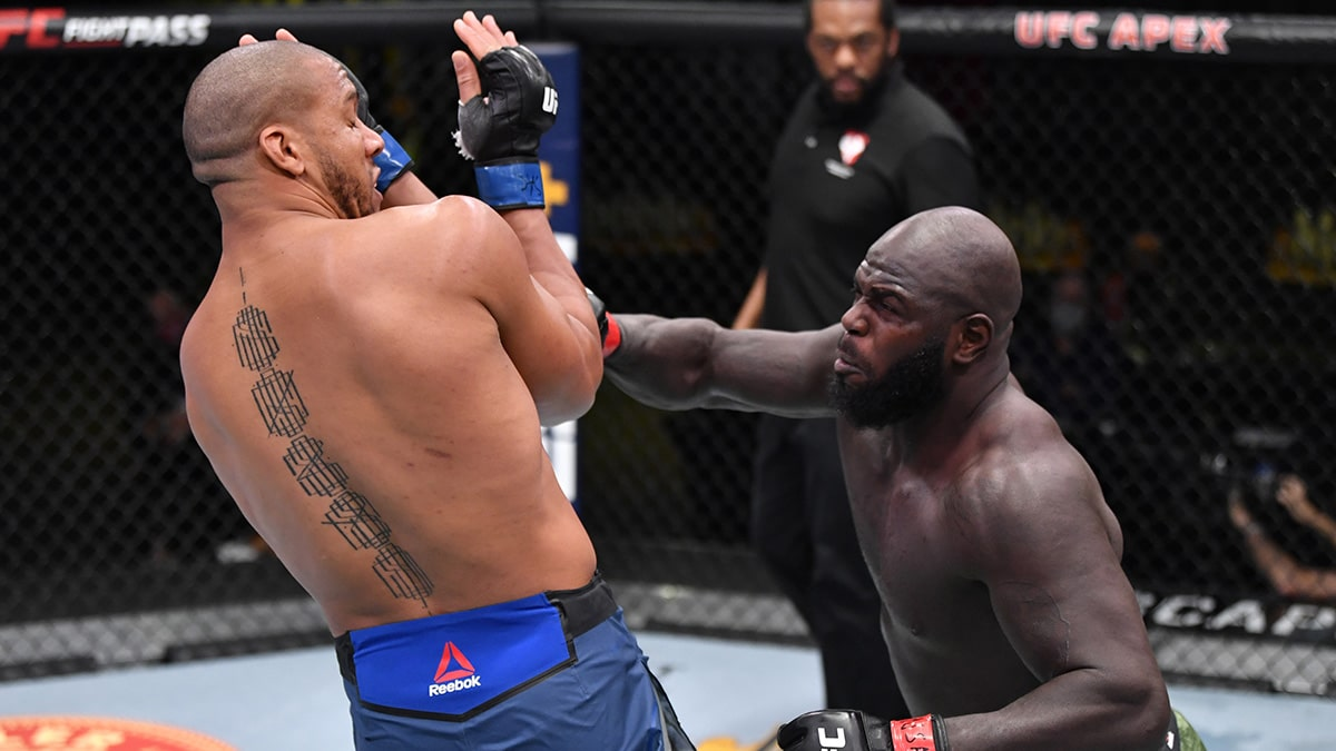 Le Président de l'UFC pas impressionné par la performance de Ciryl Gane - La Sueur