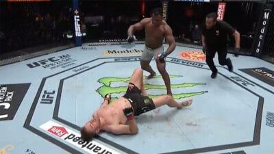 Francis Ngannou KO Stipe Miocic UFC 260