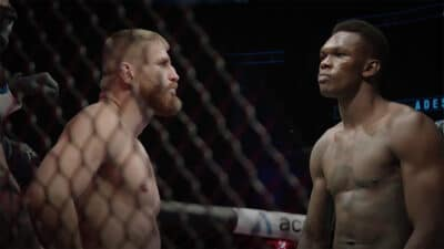 Israel Adesanya vs. Jan Blachowicz