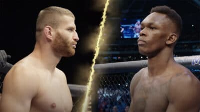 UFC 259 Jan Blachowicz vs. Israel Adesanya