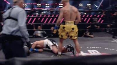 Ben Askren Jake Paul TKO