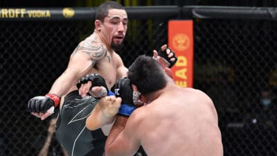 UFC Fight Night: Whittaker v Gastelum