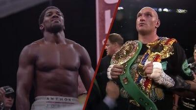 Anthony Joshua Tyson Fury copie