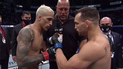 UFC 262 Michael Chandler Charles Oliveira