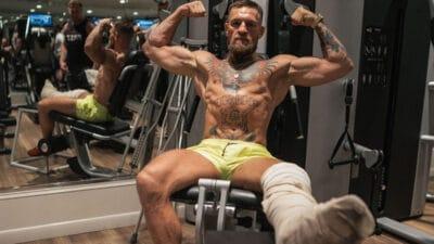 Conor McGregor gym