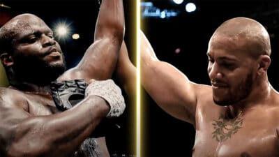 Derrick Lewis Ciryl Gane UFC 265