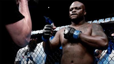 Derrick Lewis UFC 265