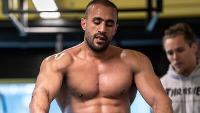 Badr Hari GLORY Kickboxing