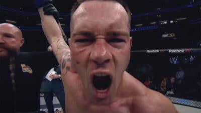 Colby Covington UFC MMA copie