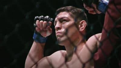 Nick Diaz UFC 266