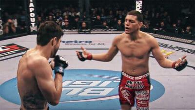 Nick Diaz UFC Carlos Condit