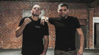 Nick Nate Diaz UFC