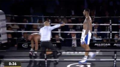 Tony Yoka TKO Petar Milas