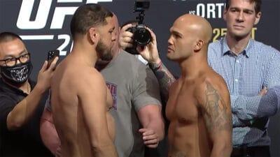 UFC 266 Diaz Lawler